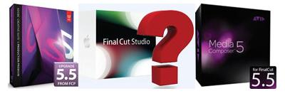 Final Cut Controversy Has Editors Revisiting Avid and Adobe