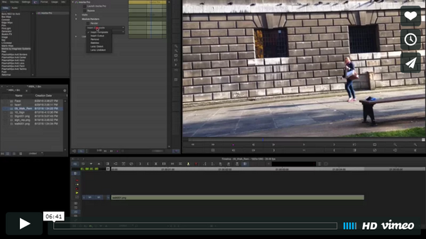 Avid Media Composer and mocha Pro Tutorial: Advanced Object Removal