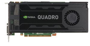 Review: Nvidia's Quadro K4000 running on an HP Z420