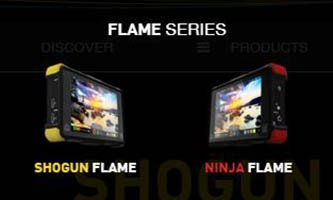 AtomOS7.1 for Flame Series adds PQ in/out and HDR Waveform