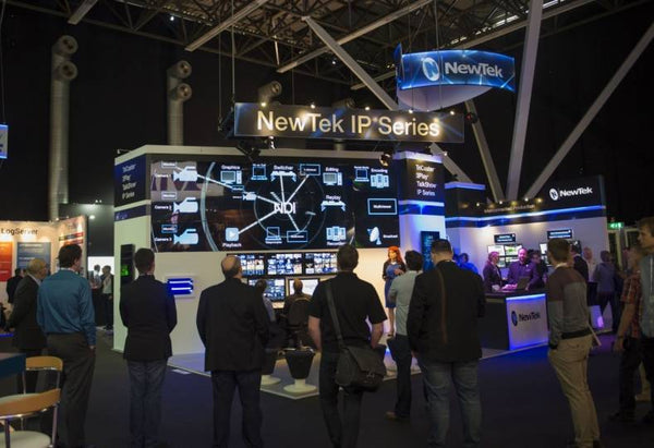 NewTek's NDI Streamlines the Switch from SDI to IP-based Production
