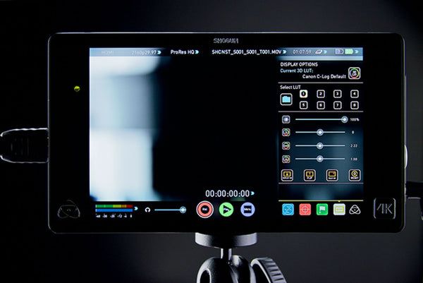 Atomos Shogun update delivers new features and performance