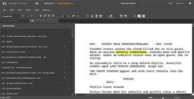 New Adobe Story and the Future of Script Writing
