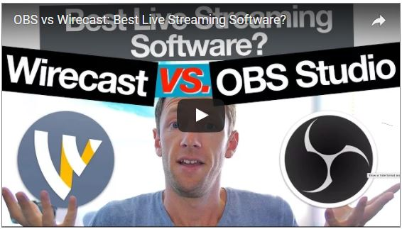 OBS vs Wirecast: Best Live Streaming Software?