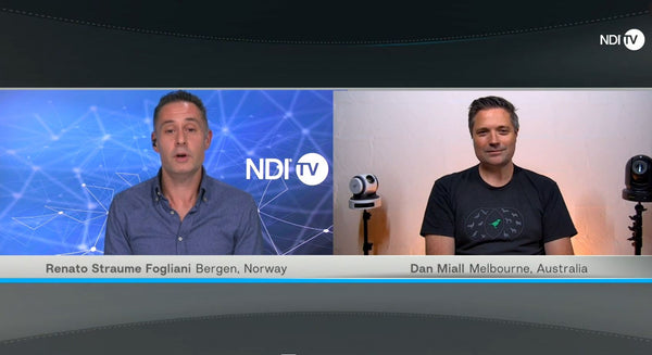 Birddog featured on NDI TV!