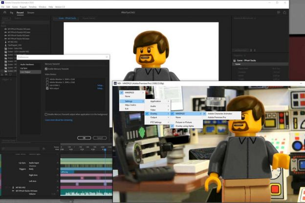 Realtime NewTek NDI Workflow Options for Post Production