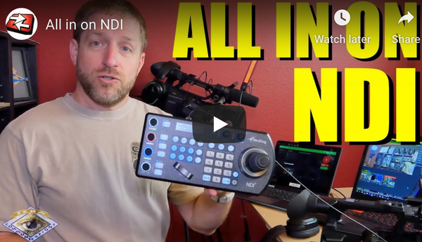 Streaming Media: Now is the time for NDI!
