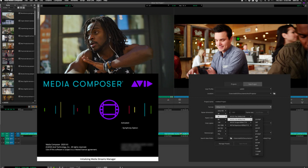 Avid Media Composer NLE Continues to Move Forward
