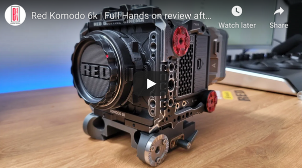 RED Komodo Top 10 Things I Love, Hands on Review