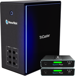 Check out the NEW features in the NEW NewTek TriCaster Mini 4K|NDI UHD all NDI Streaming solution