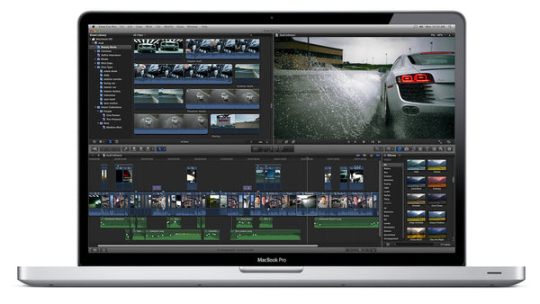 FCP X:  It's Time for a Second Look