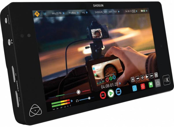 New Open Standard for Atomos Shogun 4K recorder/player