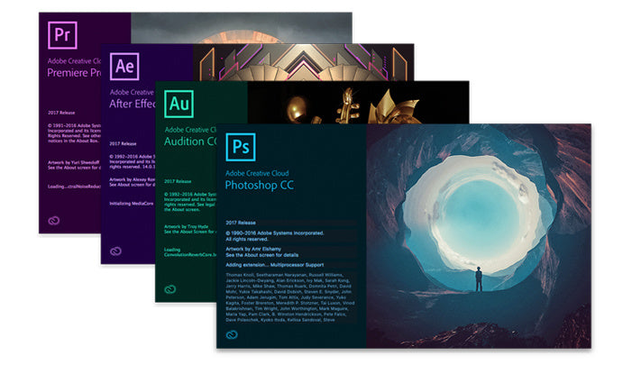 F-Stoppers Adobe Creative Cloud Wish List