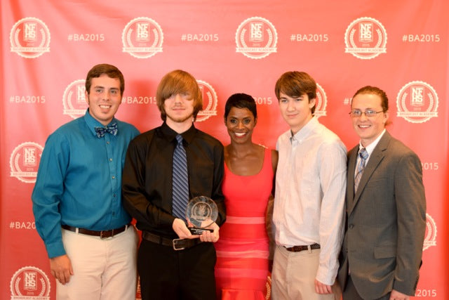 NewTek TriCaster Brings Award to Alabama High School