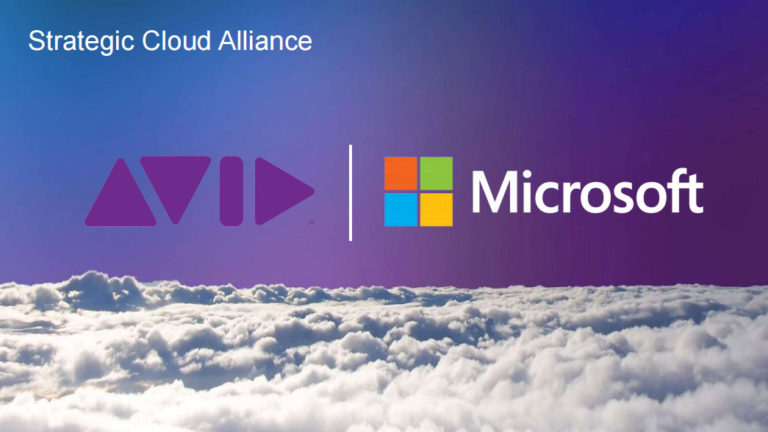 Avid says Microsoft Cloud Partnership, Nexis Storage Line driving Revenue