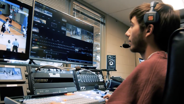 NewTek TriCaster and NDI Connects Neumann University