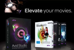 Avid Elevates Home Video Creation with Expanded Lineup of Consumer Video Editing Solutions