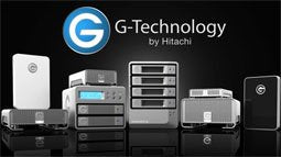 G-Technology: choosing content for storage creation