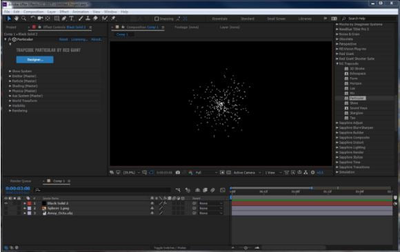 Red Giant Trapcode Suite Review