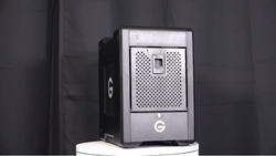 G-Technology G-SPEED Shuttle 4-bay Storage Solution Videoguys Product Spotlight Video