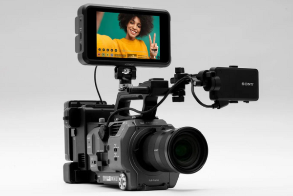 Atomos Shogun 7 Update Enables Sony's PXW-FX9 RAW Recording!