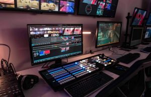 Staffordshire University offers course in eSports featuring Newtek NDI technology