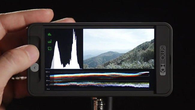 SmallHD adds significant new features to 501 & 502 Field Monitors