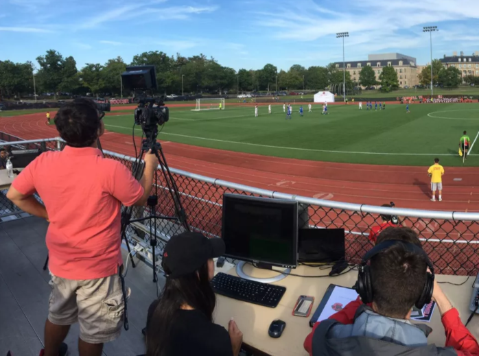 Wirecast Gear case study: Cornell Raises its Game Streaming Live Sports