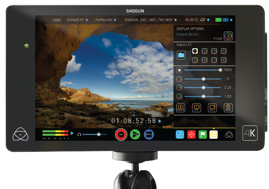 New at NAB: Record back in time, Customizable Tagging and Play-out Server with New AtomOS6