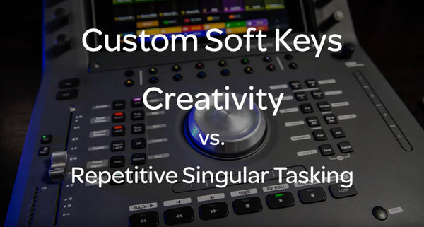 Avid Jump Start Videos: Customizing Soft Keys in EuControl