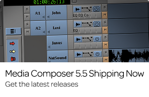 Avid Media Composer 5.5 is released!