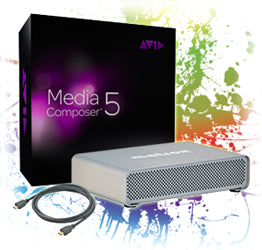 AVID MEDIA COMPOSER 5 – A FROG'S EYE VIEW