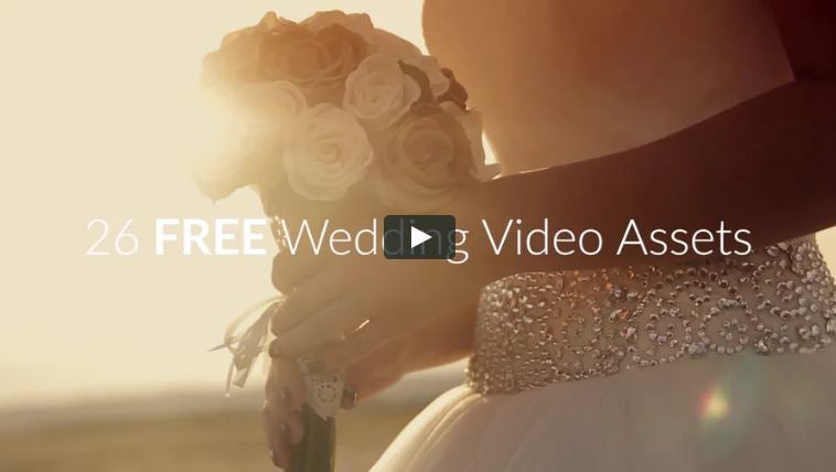 Free Stuff to Help You Make Wedding Videos