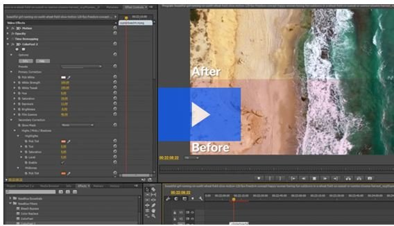 Take Control of Your Color Correction with ColorFast2