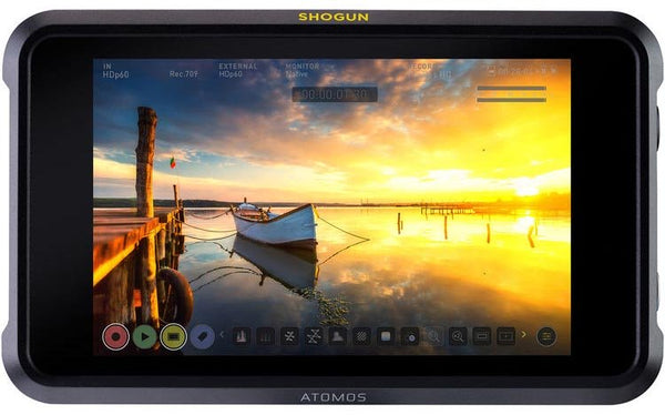 Atomos Shogun 7 Upgrades to Super-Bright 3000Nit HDR