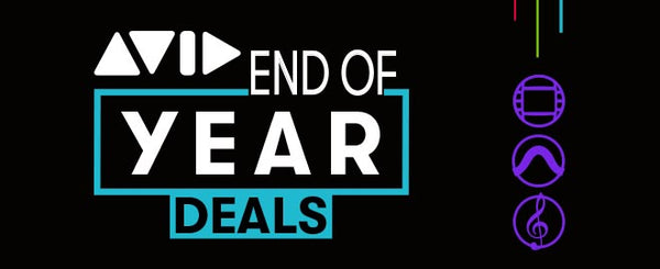 Avid End-Of-Year Deals