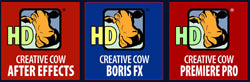 Creative COW: 3 New HD Podcasts
