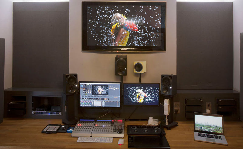 "Avid NEXIS | PRO Cutting-Edge Workflow Streamlines ""The Edit"""