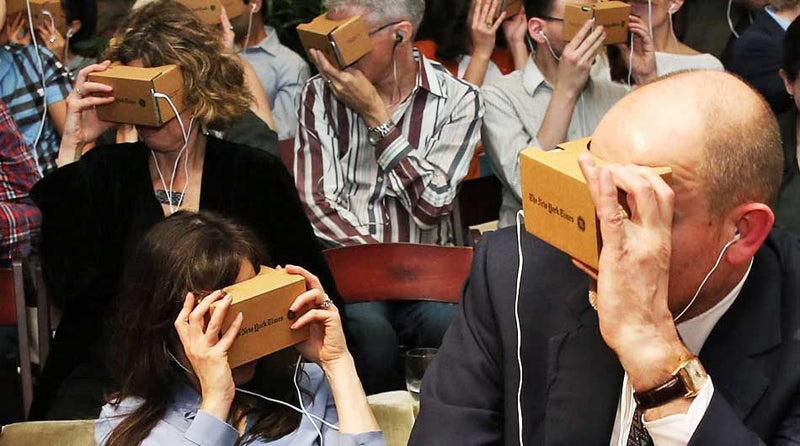 Virtual Reality Used to Entice Ticket Sales for Islanders