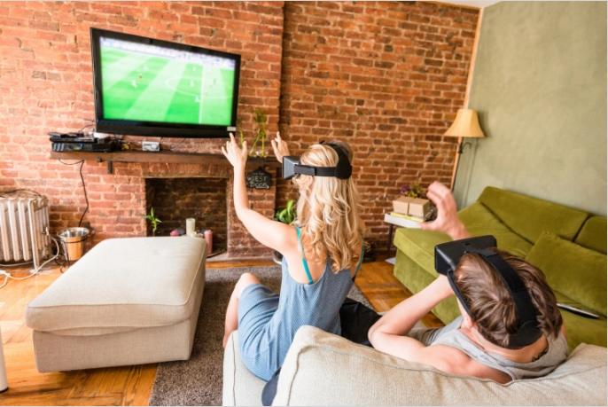 The Sports Industry is being Revolutionized with Virtual Reality