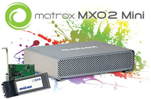 Matrox MXO2 Mini Just Might Be the Missing Link