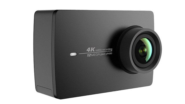 GoPro's rival launched 4K 60fps action camera 1st!