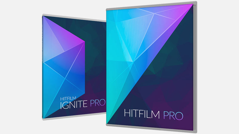 Black Friday / Cyber Monday: New FXHome HitFilm Pro 2017 with Ignite Pro Plugins