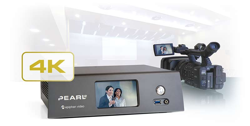 Duke University Case Study: Epiphan Pearl 2 – 4k Live Streaming and Recording
