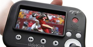 Fast Forward Video's sideKick HD Digital Video Recorder to Debut at 2011 NAB Show