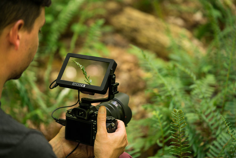SmallHD Focus: A New 5-inch Micro HDMI Touchscreen Field Monitor