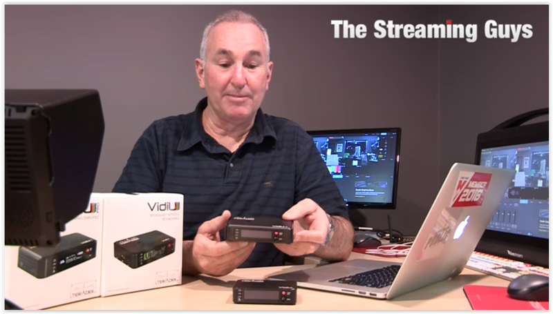 Video Tutorial: Facebook Live with Teradek VidiU & VidiU Pro