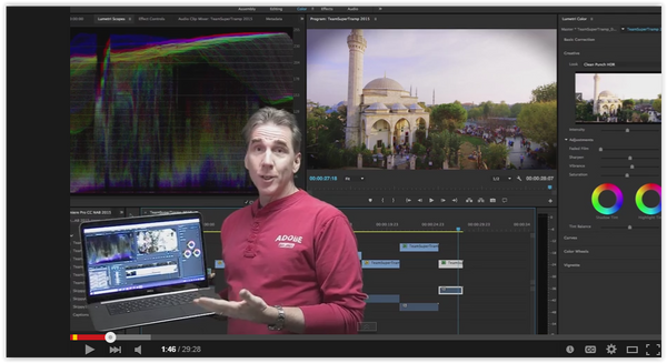 Dave Helmly's NAB sneak peak: New features for Premiere Pro