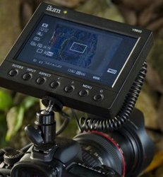 The ikan V5600 Travels To The Colombian Dry Forest