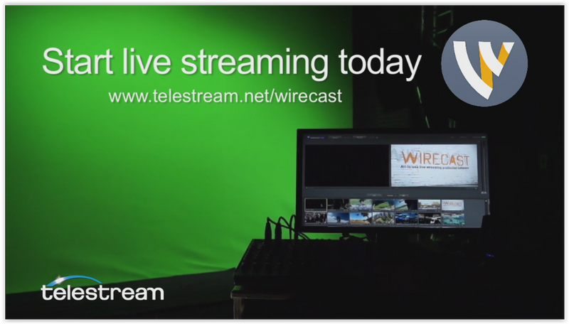 Capture. Produce. Stream With Wirecast & Wirecast Gear